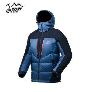chaqueta pluma 650 tactel ozark 2