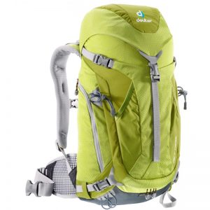 MOCHILA ACT TRAIL 20 SL APPLE-MOSS DEUTER