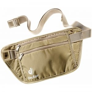 Security Money belt S sand Deuter