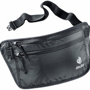 Security Money Belt S black-granite DEUTER