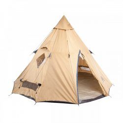 Arriendo Carpa Indian Oxtagon