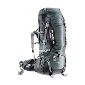 Aircontact Pro 60+15 granite-black DEUTER