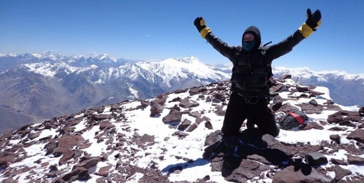 Marmolejo climbing expedition