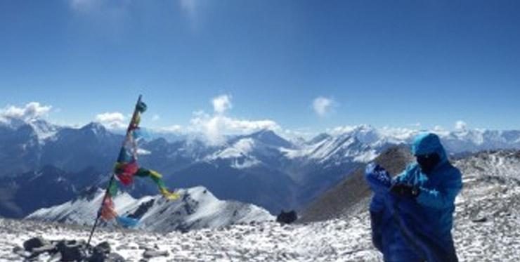 Climbing Expedition el Plomo & Leonera